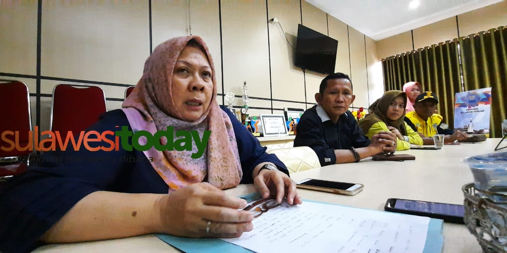 Kepala Dinas Kesehatan Sulteng, dr Reny Lamajidho (foto:sultengtoday)