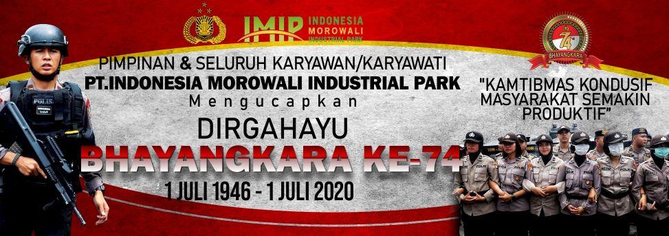 IMIP Hut Bhayangkara
