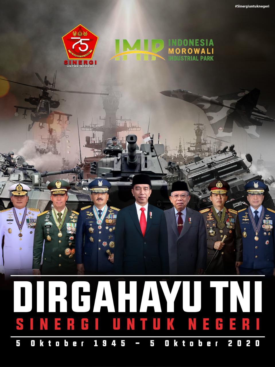 IMIP Dirgahayu TNI