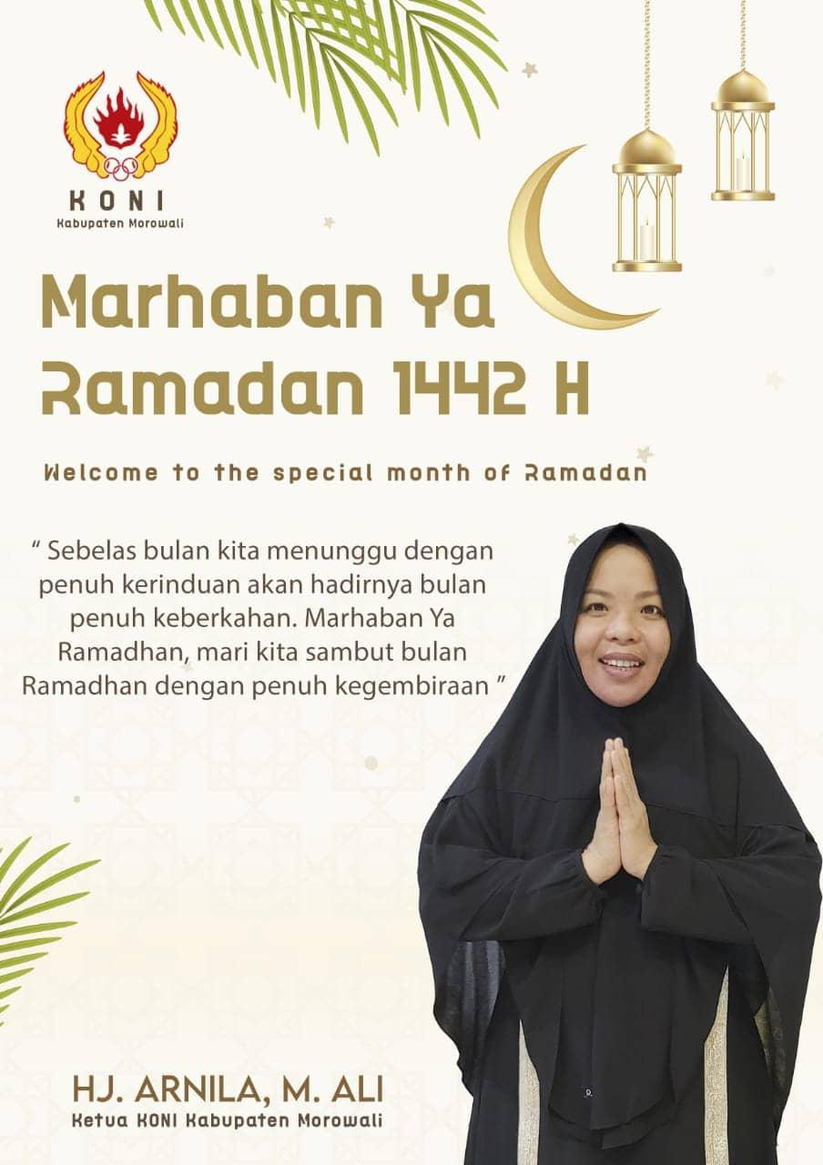 KONI Ramadhan